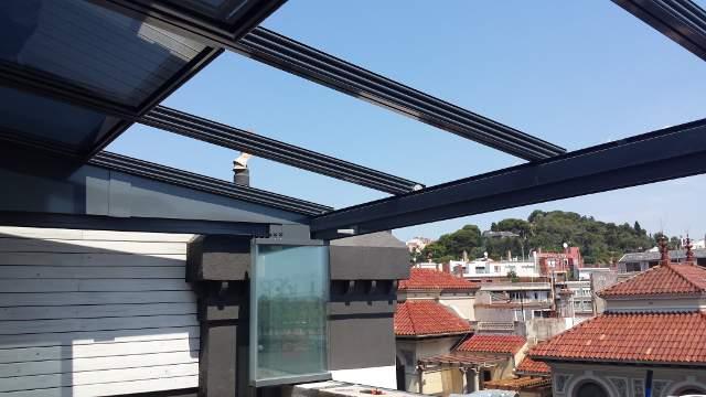 Cerramientos de cristal cristaleria aluspai for Cerramientos de cristal para terrazas