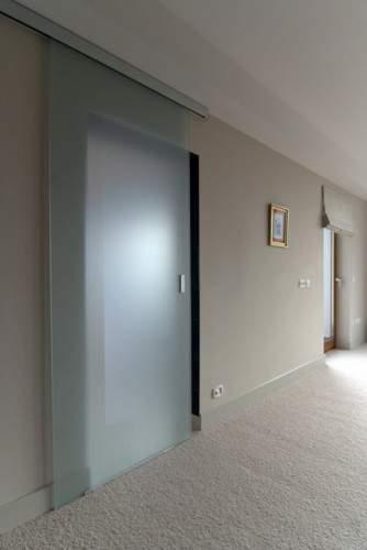 Puertas correderas de cristal en barcelona cristaleria - Puertas de vidrio correderas ...